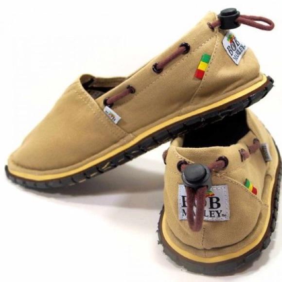 12addf60d4 Bob Marley Rusta Shoes Other - NEW BOB MARLEY KINGSTON SHOES NATURAL LIGHT  HEMP